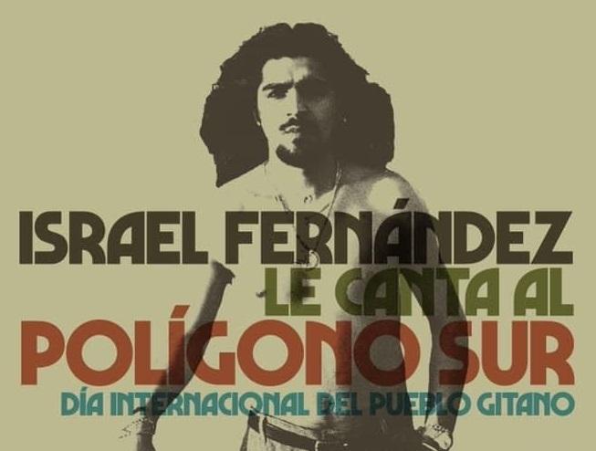 Israel Fernández le canta al Polígono Sur de Sevilla con Diego delMorao