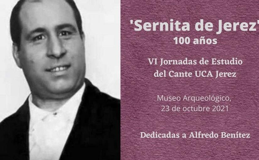 Se abre el plazo de inscripción para las jornadas dedicadas a 'Sernita deJerez'