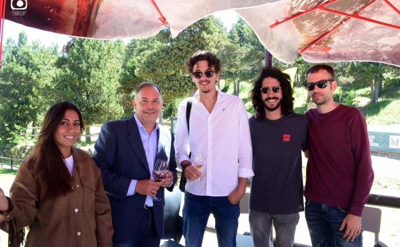 Los vinos de Jerez y sus cantes ondean su magia a más de 2.000 metros de altitud enAndorra