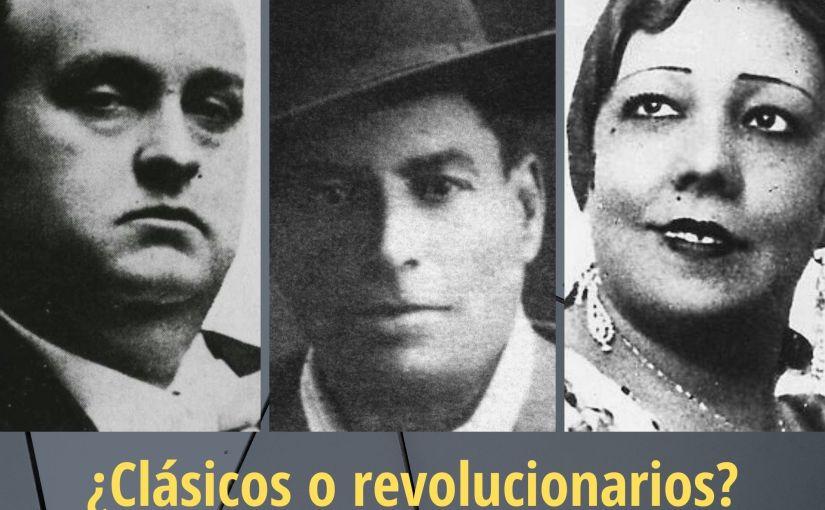 ¿Intérpretes considerados clásicos hoy pero revolucionarios en suépoca?