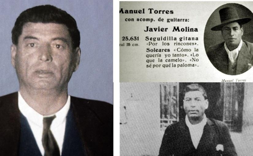 Manuel 'Torre' en la Colección de Carlos MartínBallester