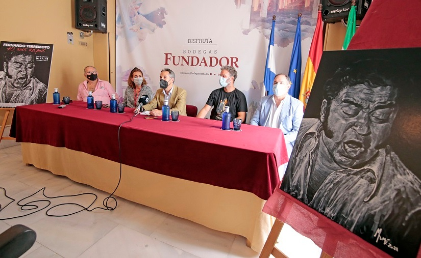 La Cátedra de Flamencología presenta los actos en conmemoración del 40ª aniversario del adiós aTerremoto