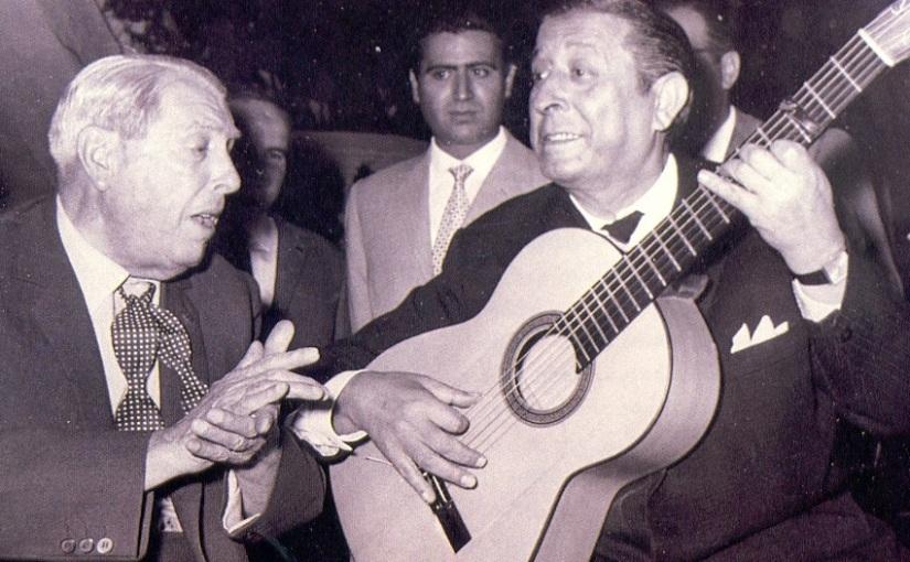 Aula de Flamenco.- Aurelio Sellés y los cantes deCádiz