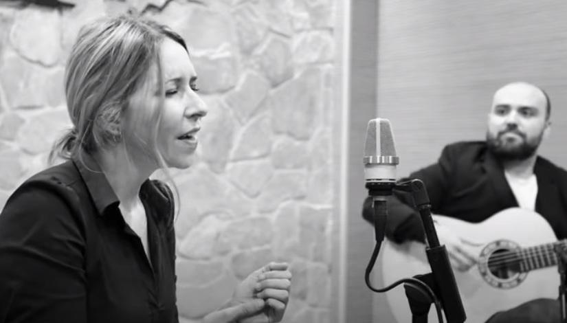'Alma mía' con Rocío Márquez, nuevo single del nuevo disco de Santiago Lara(vídeo)