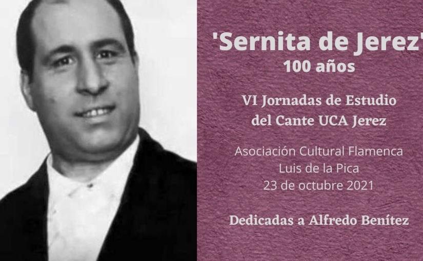 El barrio de Santiago acogerá finalmente los actos del centenario de Sernita deJerez