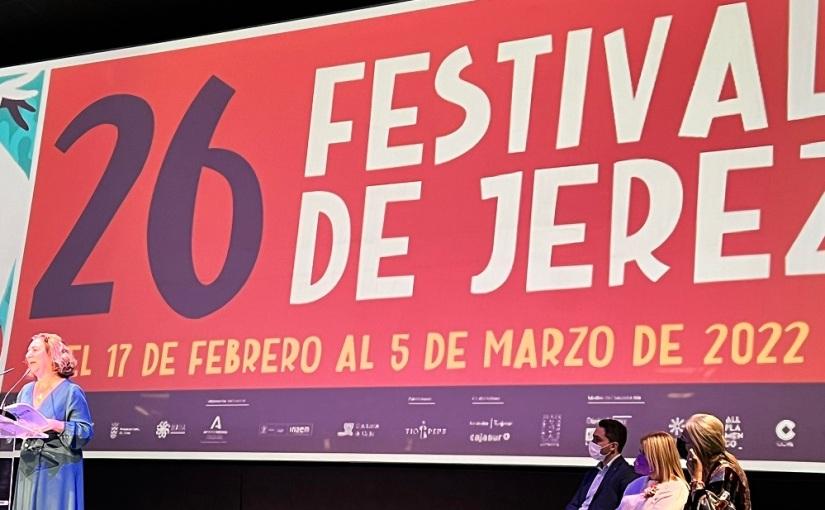 ¡Ya se conocen los nombres que integrarán el Festival de Jerez2022!
